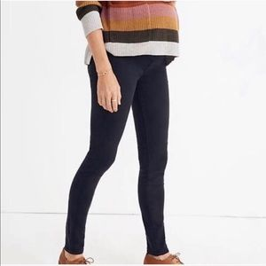 NEW Madewell Maternity Over the Belly Skinny Jeans